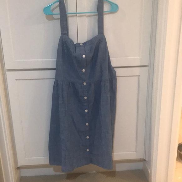 J. Crew Factory Dresses & Skirts - Chambray dress